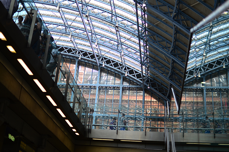 St. Pancras International Station